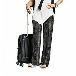CABI Villa Pants Boho pull on pants XL style 5074